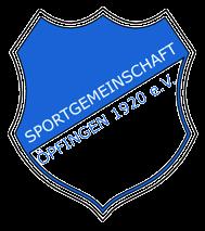 SG Öpfingen Fussball